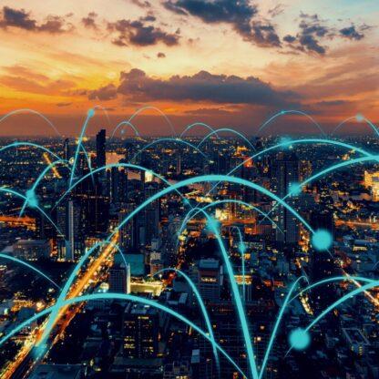 Edge computing network