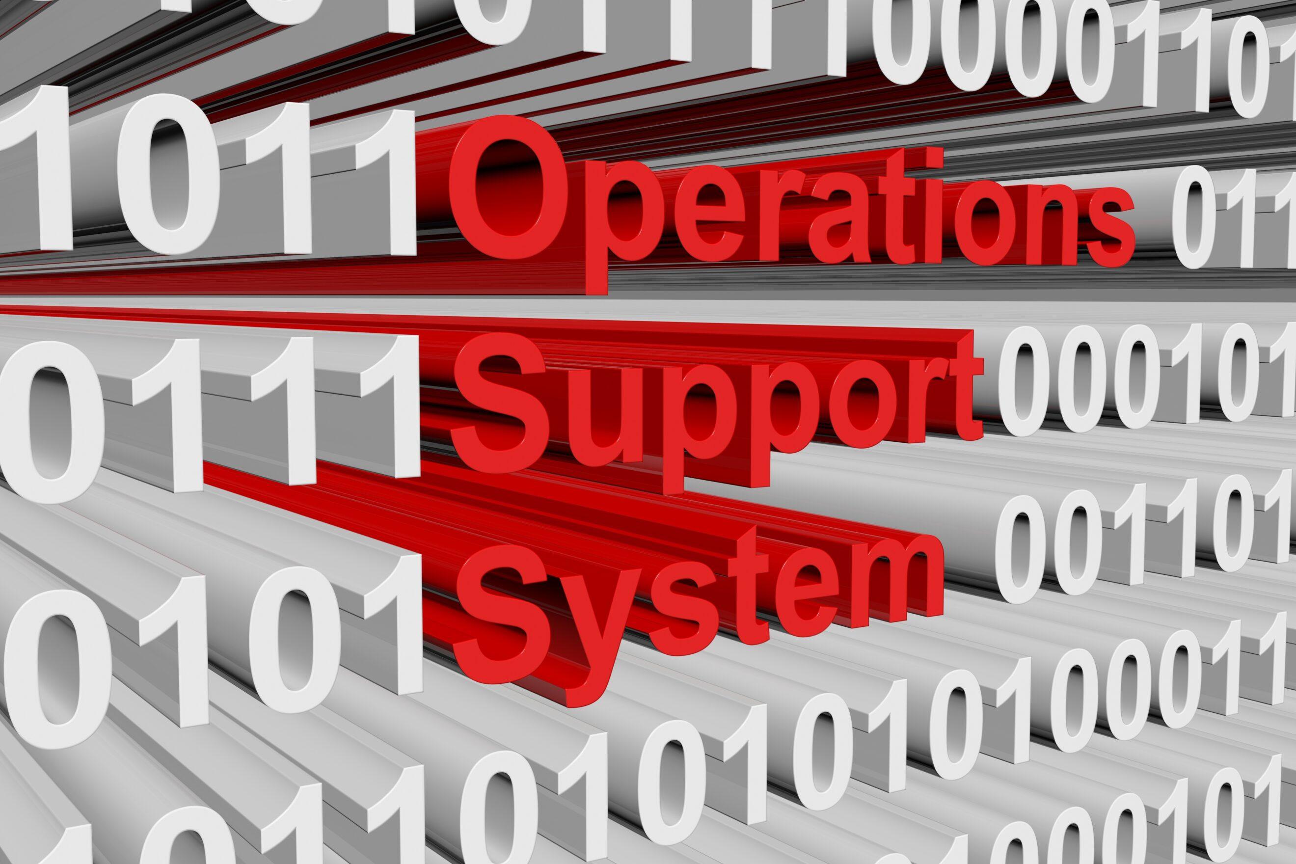 OSS / BSS Modernization